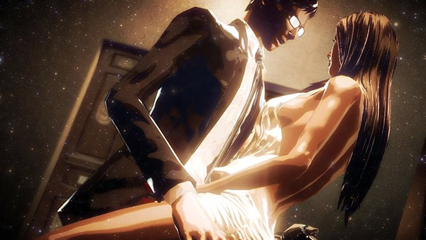 killer is dead mondo sexy chick screenshot 1