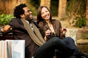 Interracial relationships are becoming more popular