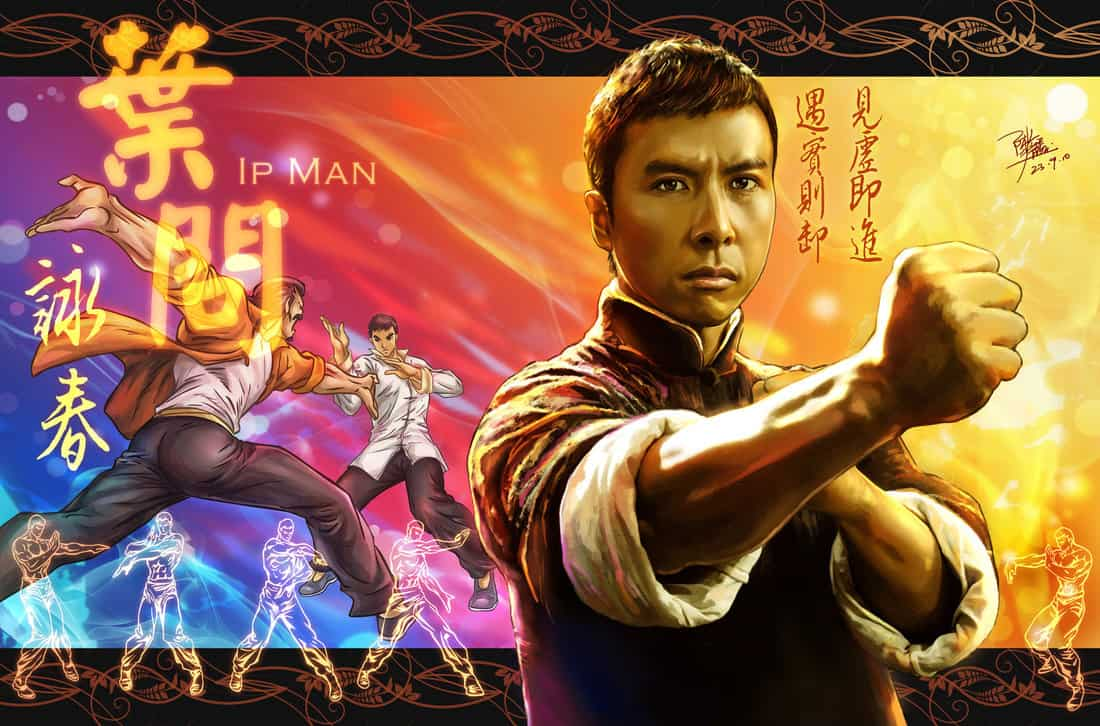 wing chun ip man by godfathersky d2zau2s