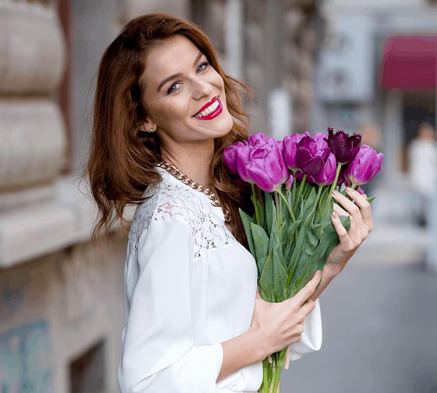 flori la prima intalnire